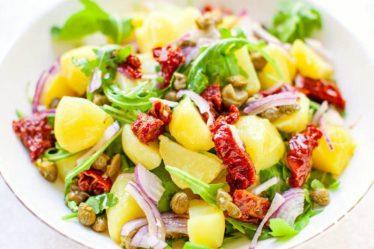 Итальянский картофельный салат